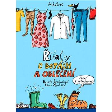 Říkačky o oblečení - Elektronická kniha