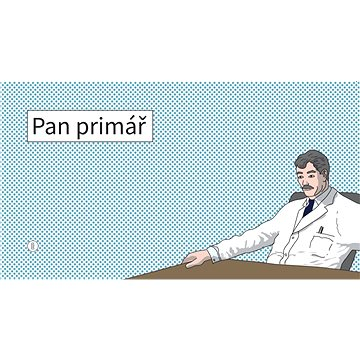 Pan primář - Elektronická kniha