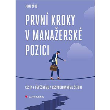 První kroky v manažerské pozici - Elektronická kniha