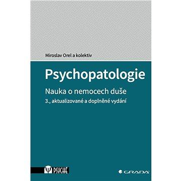 Psychopatologie - Elektronická kniha