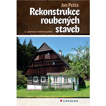 Rekonstrukce roubených staveb - Elektronická kniha