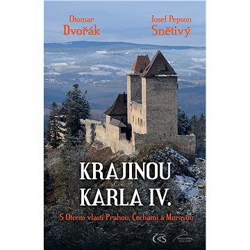 Krajinou Karla IV. - Elektronická kniha