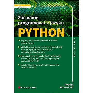 Začínáme programovat v jazyku Python - Elektronická kniha