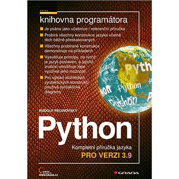 Python - Elektronická kniha