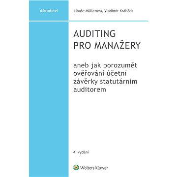 Auditing pro manažery aneb jak porozumět ověřování účetní závěrky statutárním auditorem, 4. vydání - Elektronická kniha