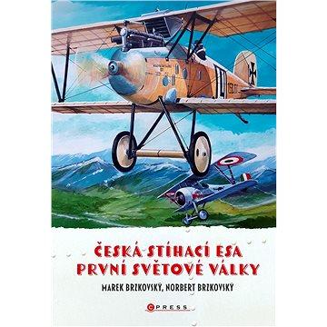 Česká stíhací esa první světové války - Elektronická kniha