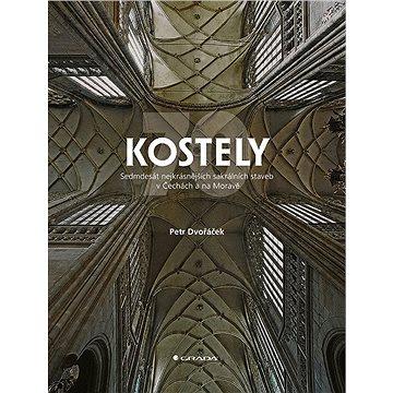 Kostely - Elektronická kniha
