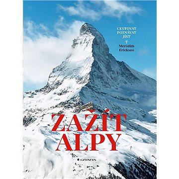 Zažít Alpy - Elektronická kniha