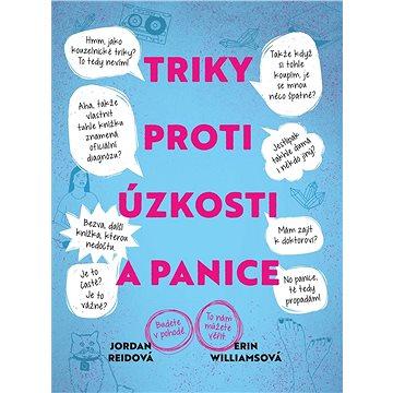 Triky proti úzkosti a panice - Elektronická kniha
