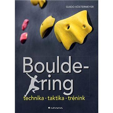 Bouldering - Elektronická kniha