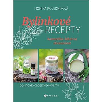 Bylinkové recepty - Elektronická kniha