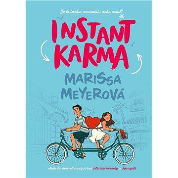 Instant karma - Elektronická kniha