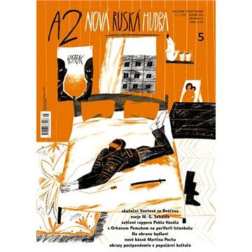 A2 kulturní čtrnáctideník 05/2021 - Nová ruská hudba - Elektronická kniha