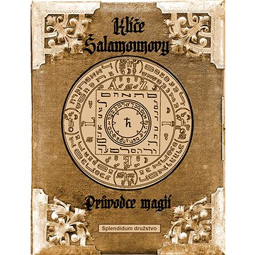 Klíče Šalamounovy - Průvodce magií - Elektronická kniha