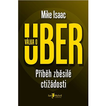 Válka o Uber - Elektronická kniha