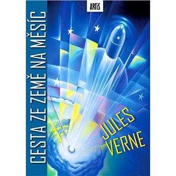 Cesta ze Země na Měsíc - Elektronická kniha