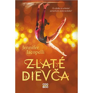 Zlaté dievča - Elektronická kniha