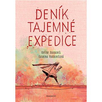 Deník tajemné expedice - Elektronická kniha
