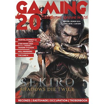 GAMING 20 - Elektronická kniha