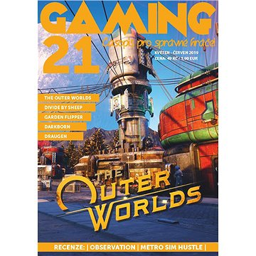 GAMING 21 - Elektronická kniha