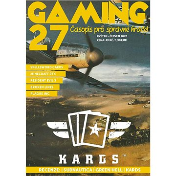 GAMING 27 - Elektronická kniha