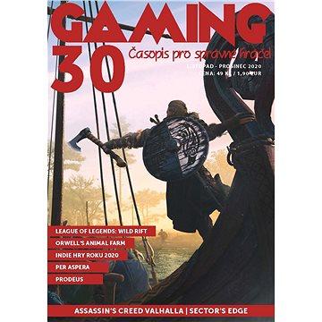 GAMING 30 - Elektronická kniha