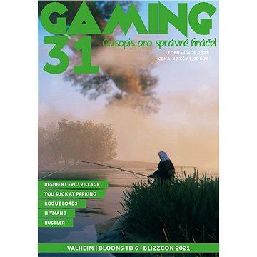 GAMING 31 - Elektronická kniha