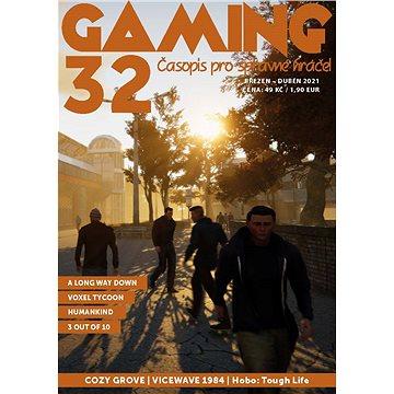 GAMING 32 - Elektronická kniha