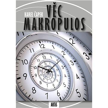 Věc Makropulos - Elektronická kniha