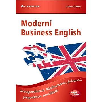 Moderní Business English - Elektronická kniha