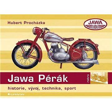 Jawa 250/350 Pérák - Elektronická kniha