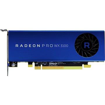 AMD Radeon Pro WX 3100 - Grafická karta