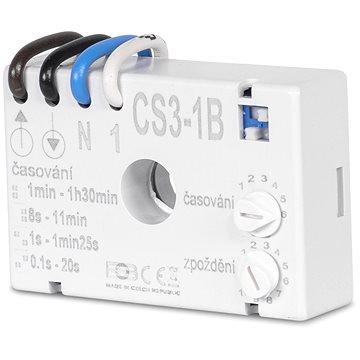 Elektrobock CS3-1B časový spínač pod vypínač   - Časový spínač