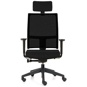 EMAGRA TAU černá - Kancelářská židle