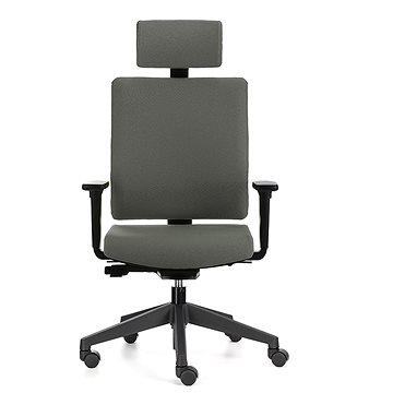 EMAGRA BUTTERFLY šedá - Kancelářská židle