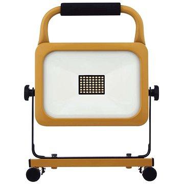 EMOS PROFI LED reflektor přenosný, 30 W AKU SMD studená bílá - LED reflektor