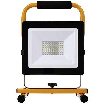 EMOS LED reflektor přenosný, 50W neutrální bílá - LED reflektor
