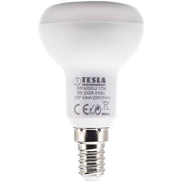 TESLA LED 5W E14 reflektor - LED žárovka