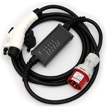 Typ 1(Yazaki) / CEE (230V) - 32A - 5m - Nabíjecí kabel pro elektromobily