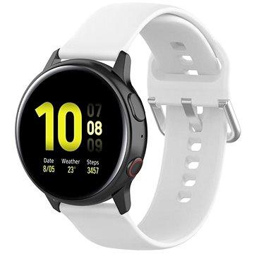 Epico Silicone Strap Xiaomi Mi Watch bílá - Řemínek