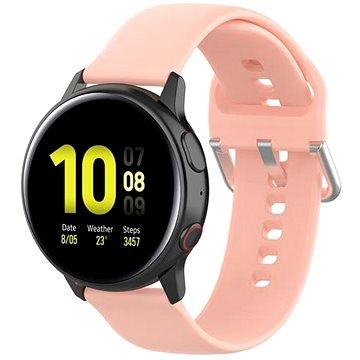 Epico Silicone Strap Xiaomi Mi Watch růžová - Řemínek