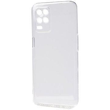 Epico Ronny Gloss Case Realme 8 5G - bílá transparentní - Kryt na mobil
