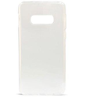 Epico Ronny Gloss pro Samsung Galaxy S10e bílý transparentní - Kryt na mobil