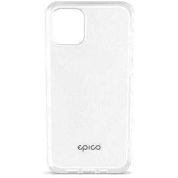 Epico Twiggy Gloss Case iPhone 12 Pro Max bílý transparentní - Kryt na mobil