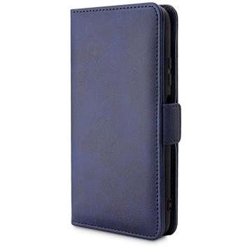 Epico Elite Flip Case Xiaomi Redmi Note 10 - tmavě modrá - Pouzdro na mobil