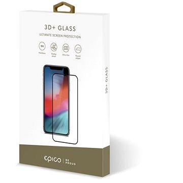 Epico 3D+ Samsung Galaxy A21s - černé - Ochranné sklo