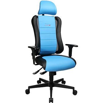 TOPSTAR Sitness RS modrá - Herní židle