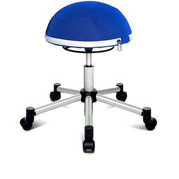 TOPSTAR Sitness Half Ball modrá - Balanční stolička