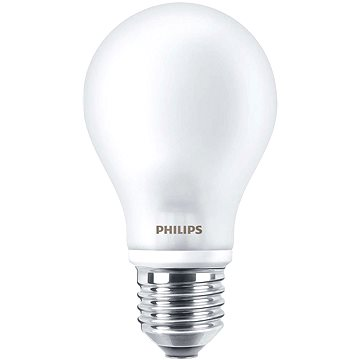 Philips LED Classic 7-60W, E27, 2700K, matná - LED žárovka