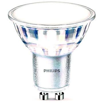 Philips LED Classic spot 550lm, GU10, 3000K - LED žárovka
